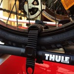 Orbea Grow 2 on Thule Bike Rack